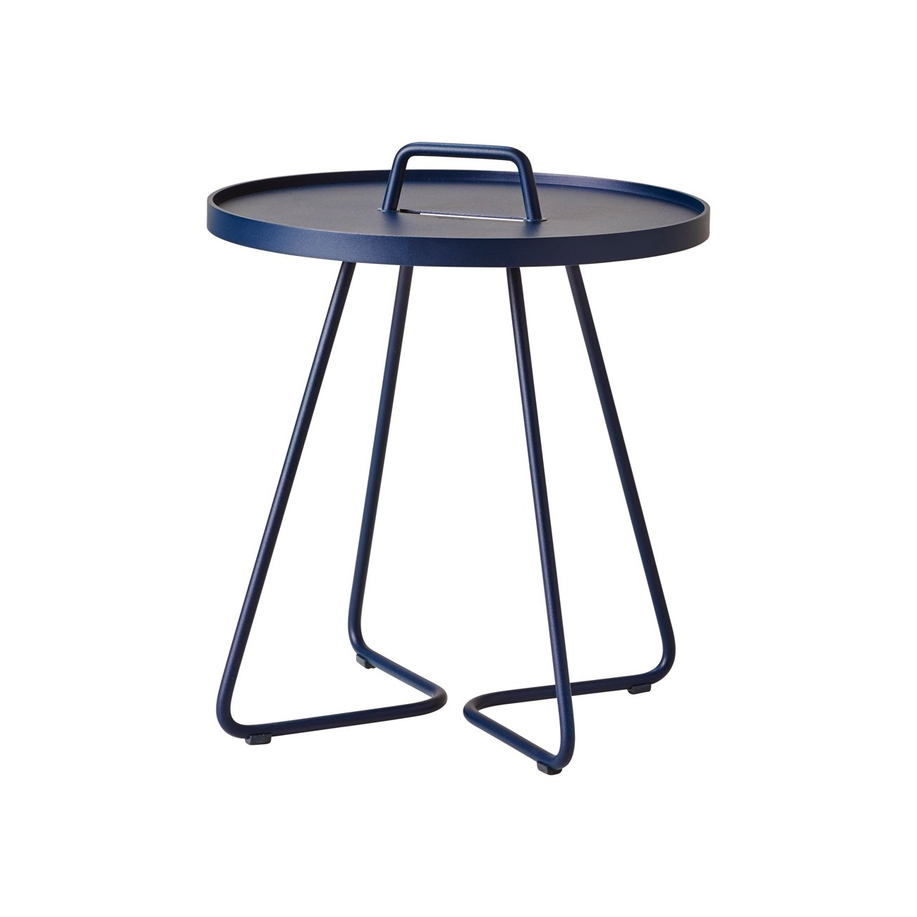 On-the-move bord midnight blue Cane-line
