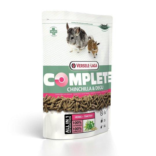 Versele-Laga Complete Chinchilla & Degu (500 g)