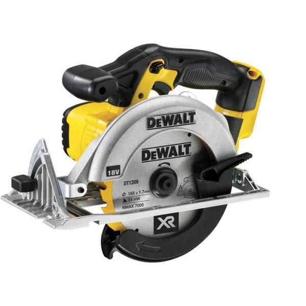 Dewalt DCS391N Pyörösaha ilman akkuja ja laturia