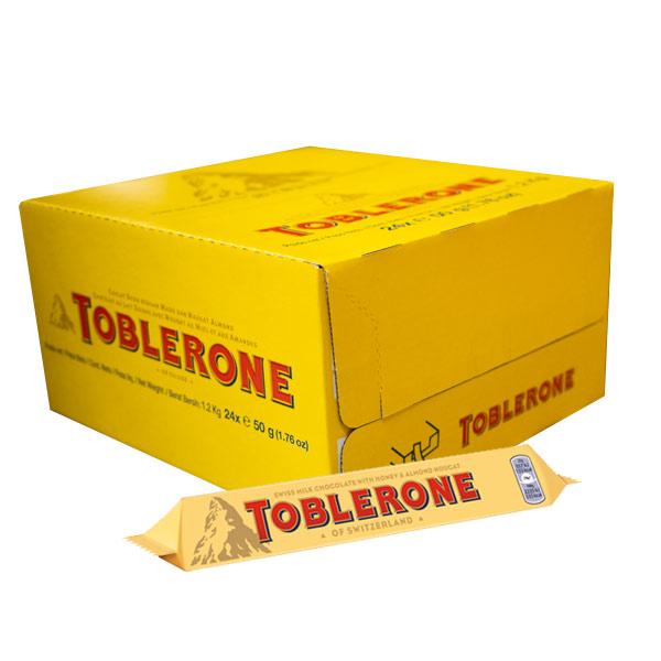 Toblerone 50g x 24 st