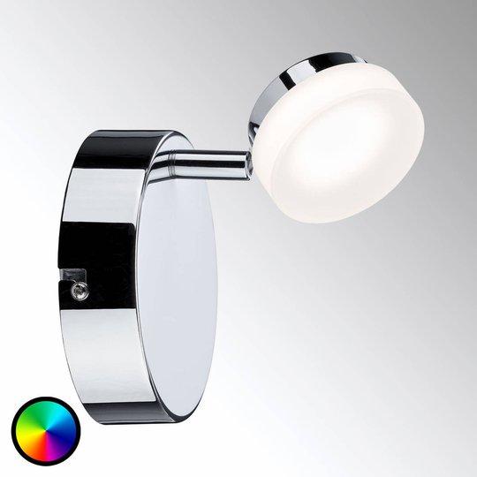 Paulmann Smart Friends -LED-seinäspotti Iro