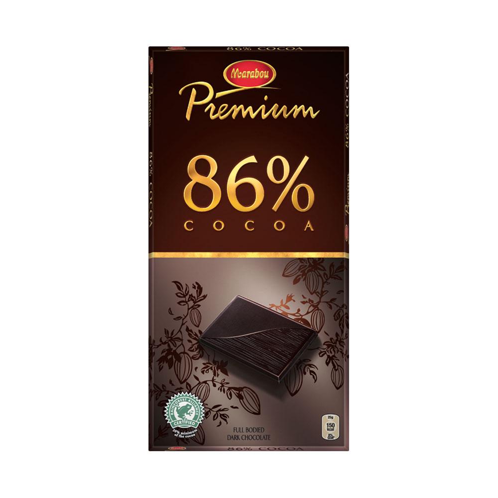 PREMIUM DARK 86% 100g