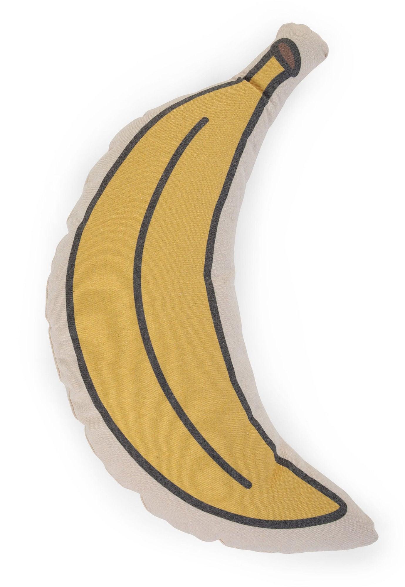 Childhome Koristetyyny Canvas, Banana
