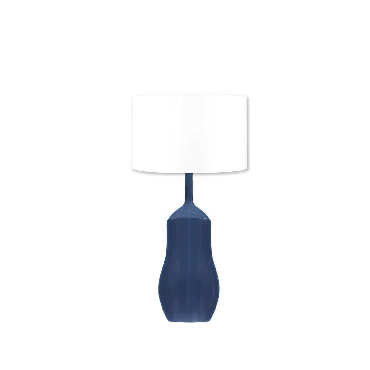 William Yeoward | Appia Table Lamp | Indigo