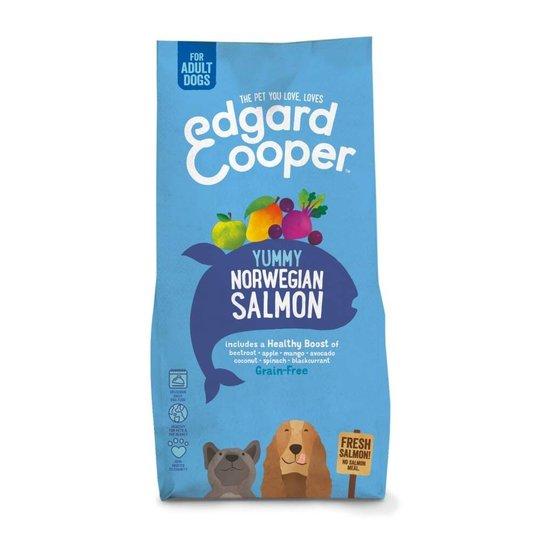 Edgard & Cooper Dog Adult Grain-Free Lax (12 kg)