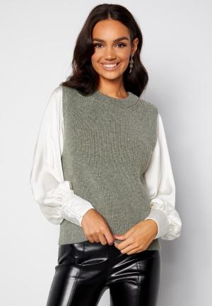 ONLY Paris Life Vest Knit Kalamata S