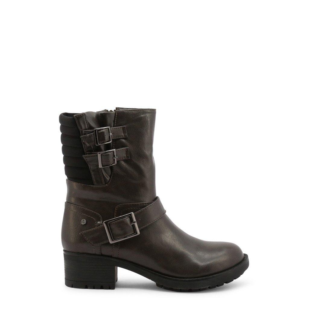 Roccobarocco Women's Boots Grey 342987 - grey EU 37