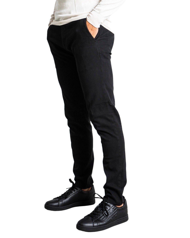 Siviglia - Siviglia Men Trousers - black w36