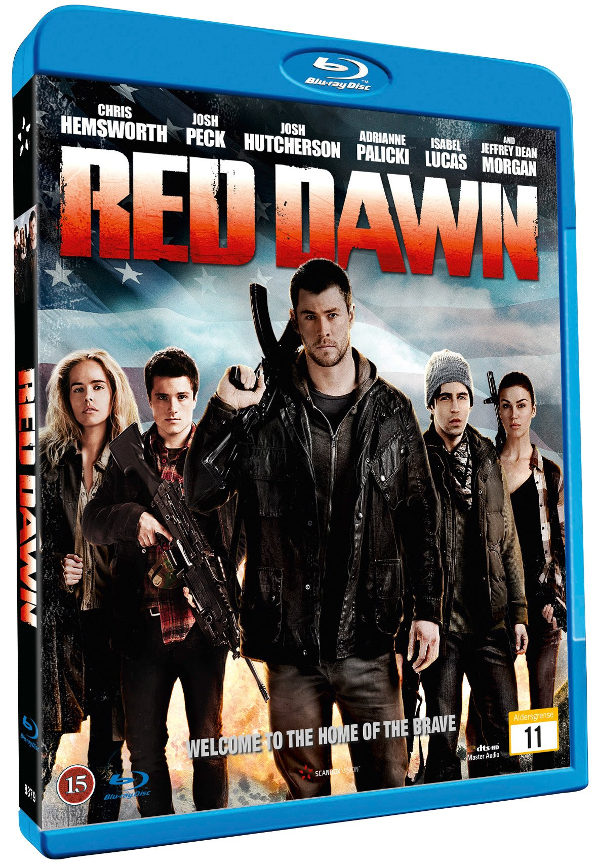 Red Dawn - Blu Ray