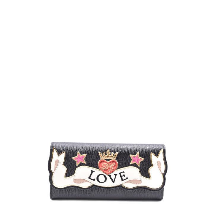 Dolce & Gabbana Women's Wallet Black 262799 - black UNICA