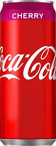 Coca-Cola Cherry 33cl