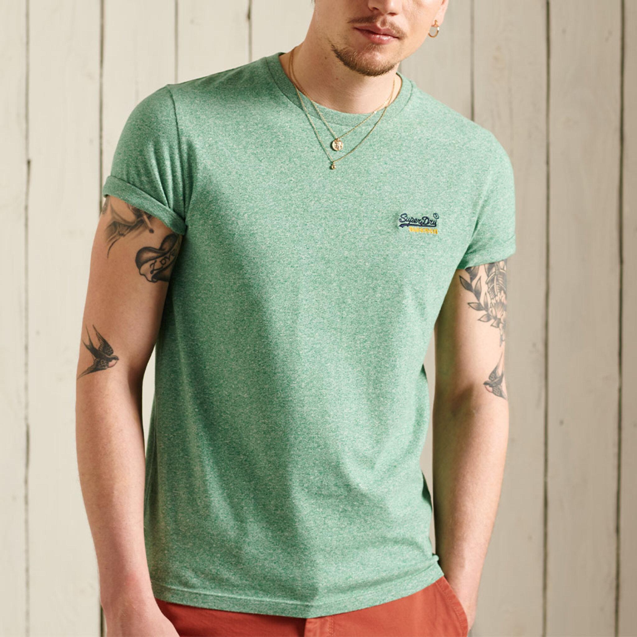 Ol Vintage Emb Tee T.Shirt