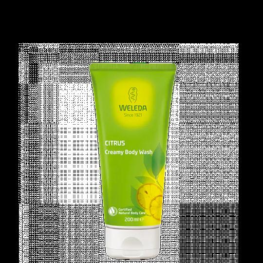 Citrus Creamy Body Wash, 200 ml