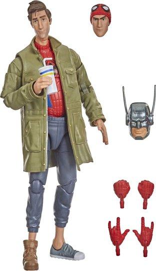 Marvel Legends Spider-Man Figur Into the Spider-Verse Peter B. Parker
