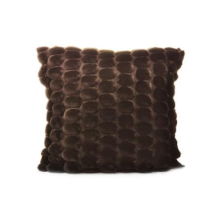 Kuddfodral Brown Egg 50x50 cm