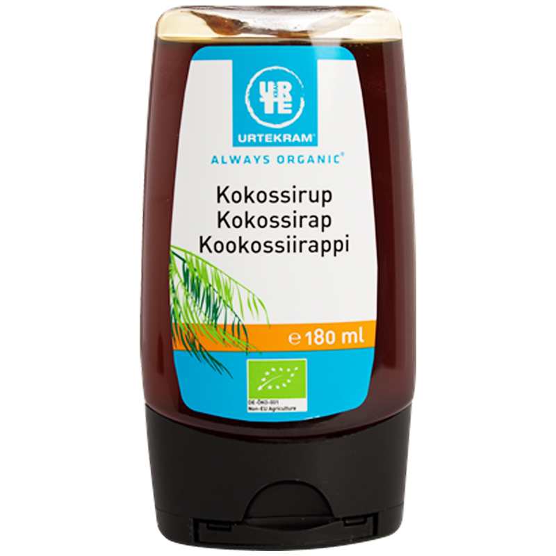 Eko Kokossirap 180ml - 58% rabatt