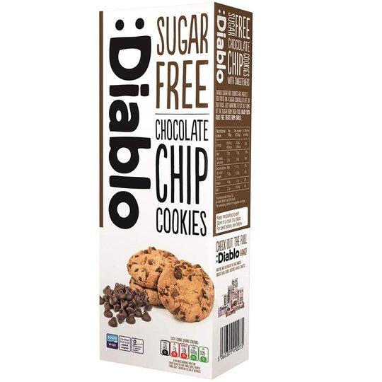 Kakor Chocolate Chip sockerfria - 28% rabatt