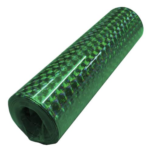 Serpentin Holografisk Grön - 1-pack