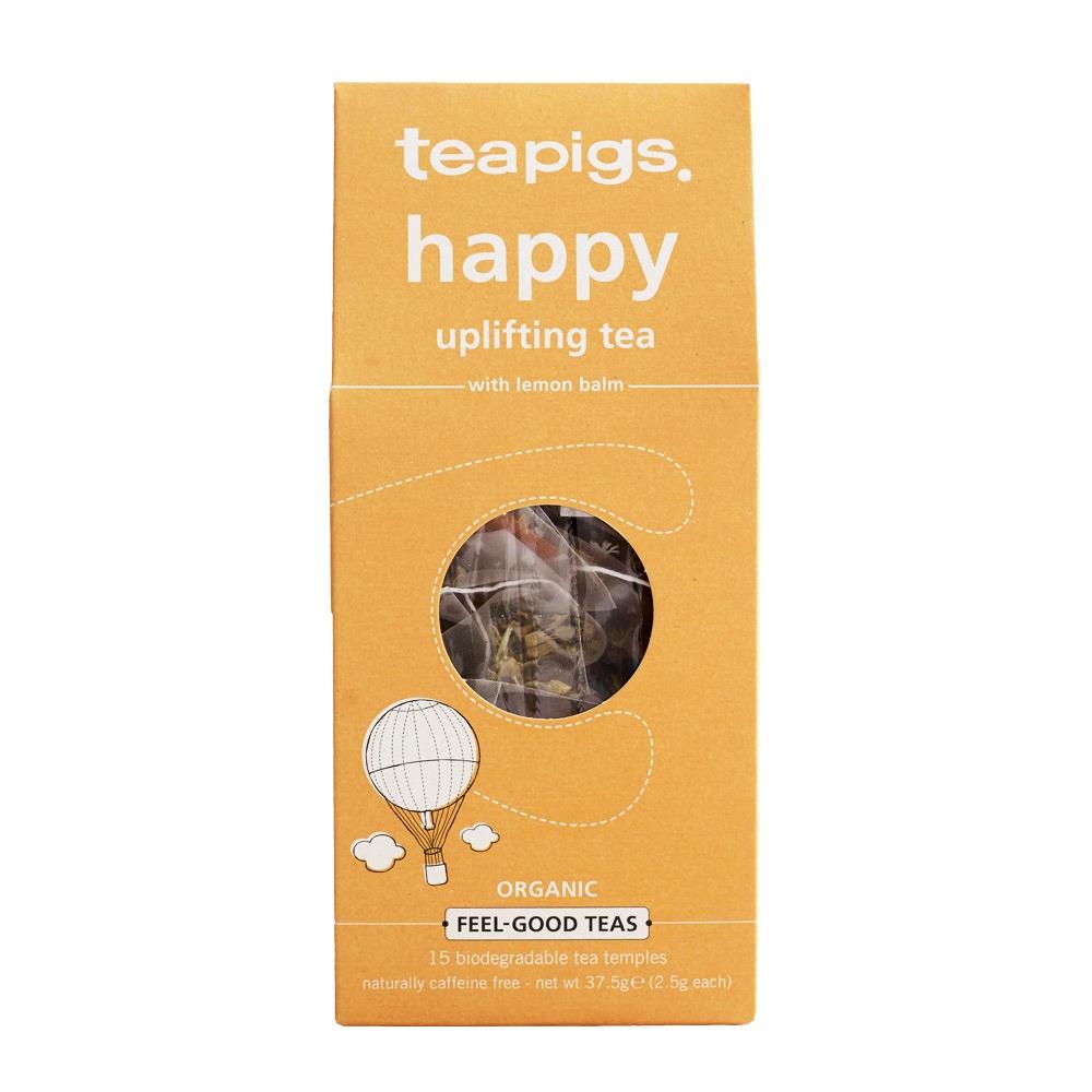 Teapigs Organic Happy Tea