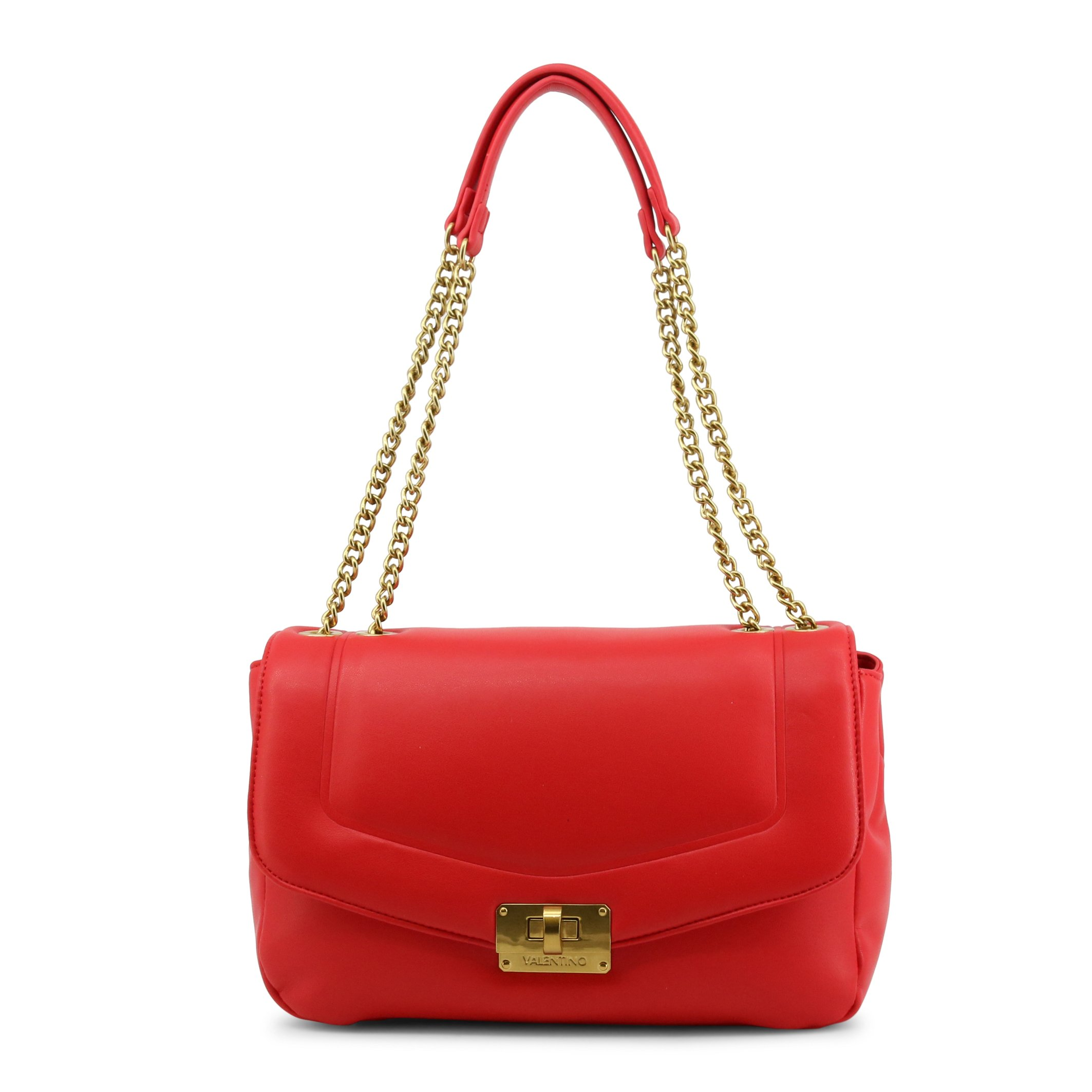 Valentino by Mario Valentino Women's Shoulder Bag Various Colours DAM-VBS4N801 - red NOSIZE