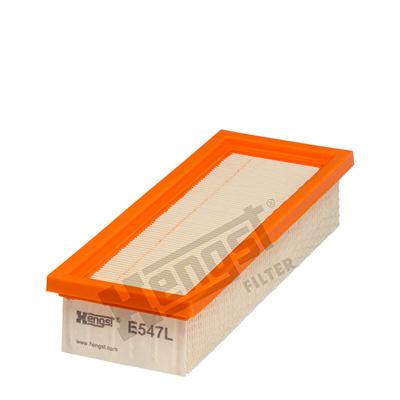 Ilmansuodatin HENGST FILTER E547L