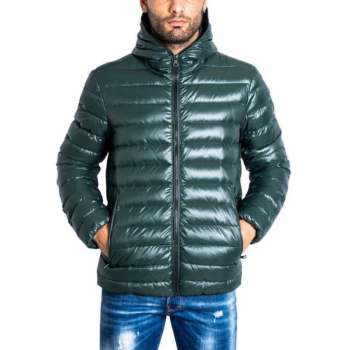 Ea7 Men's Jacket Green 321823 - green S