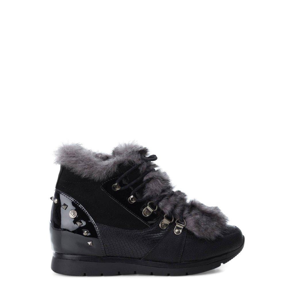 Xti Women's Ankle Boot Black 48288 - black EU 35