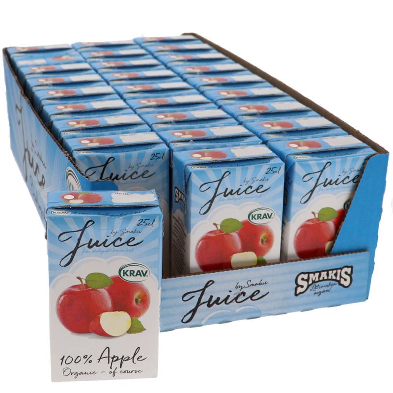 Eko Äpplejuice 27-pack - 25% rabatt
