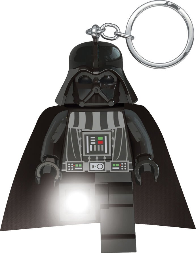 LEGO - Keychain w/LED Star Wars - Darth Vader (507411)