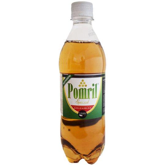 Läsk Pomril Sockerfri 50cl - 22% rabatt