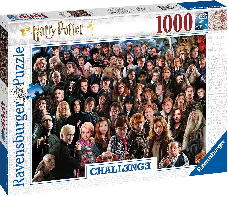 Ravensburger Pussel Harry Potter 1000 Bitar