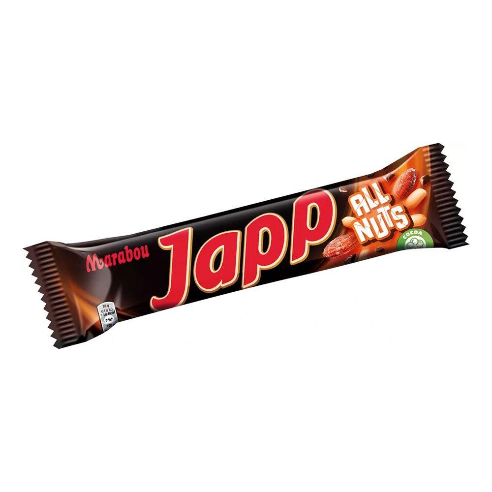 Dubbel Japp All Nuts - 60 gram