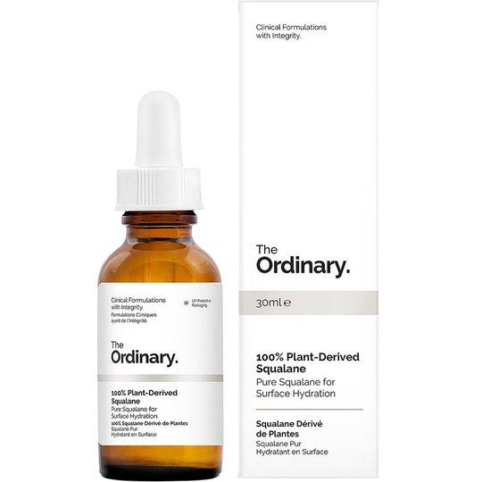 The Ordinary 100% Plant Derived Squalane, 30 ml The Ordinary Kasvoöljy