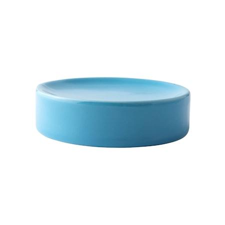 Tvålfat Keramik Turkos 11 cm