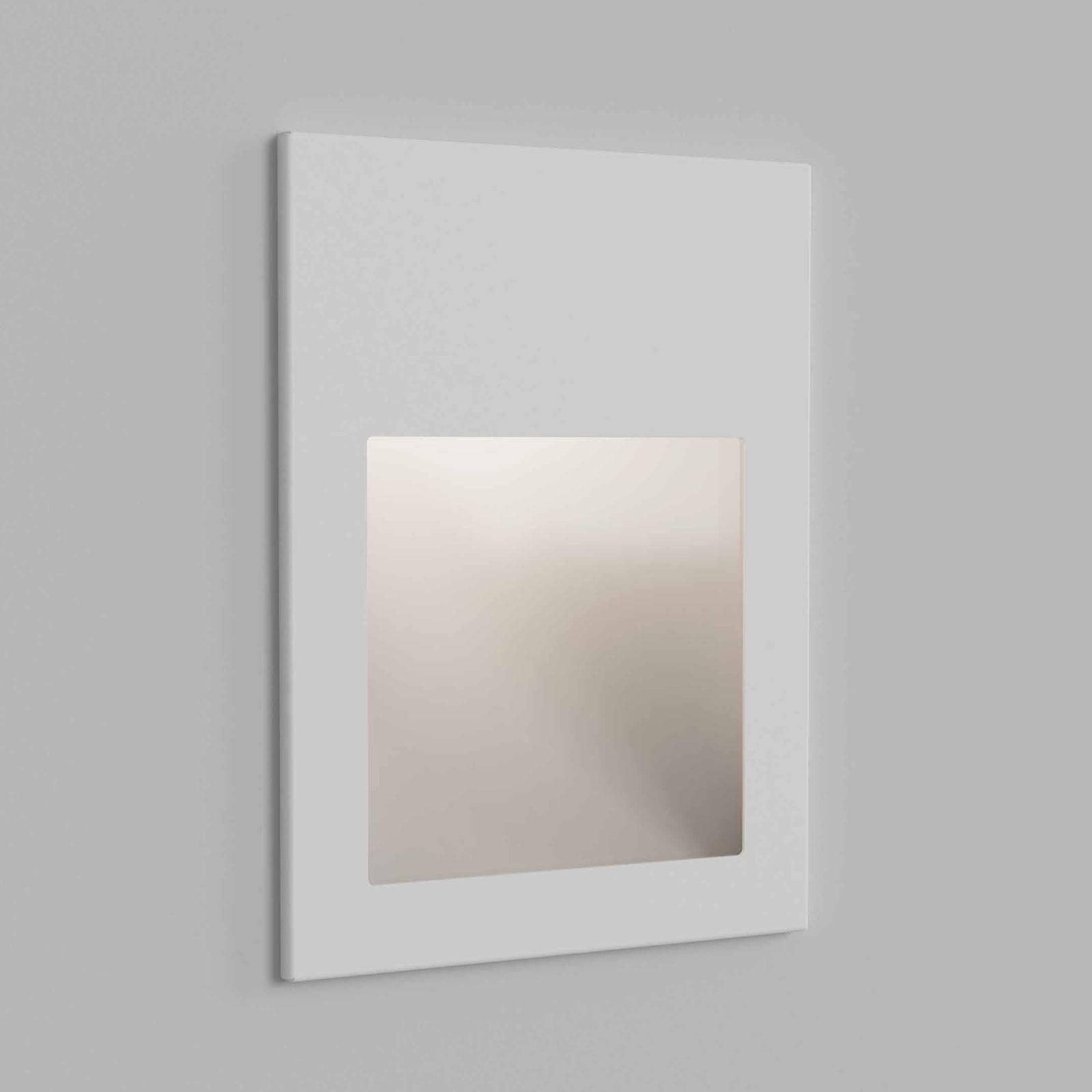 Astro Borgo 90 -seinäuppovalaisin, valkoinen