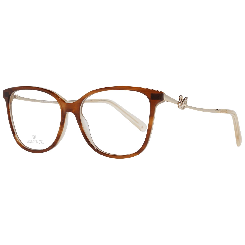 Swarovski Women's Optical Frames Eyewear Brown SK5304 53047
