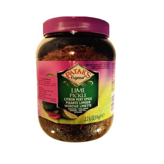 Lime Pickles - 65% rabatt