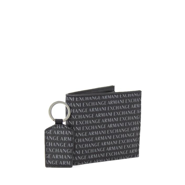 Armani Exchange Men's Key-ring Black 261563 - black UNICA
