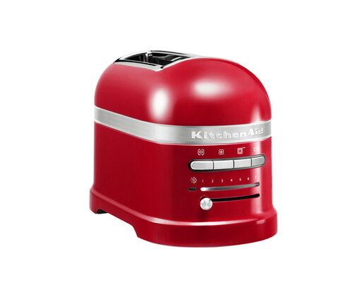 Kitchenaid Artisan Brödrost 2 Skivor - Röd