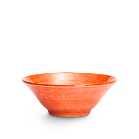 Basic Skål Liten Orange 70 cl