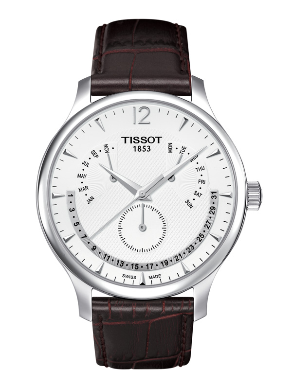 Tissot Tradition Perpetual Calender T063.637.16.037.00