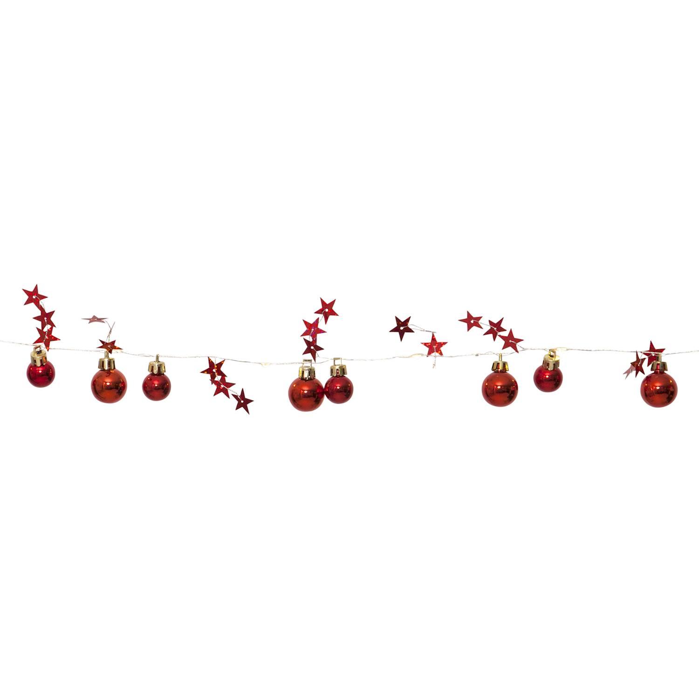 Star Trading 728-07 x-mas röd