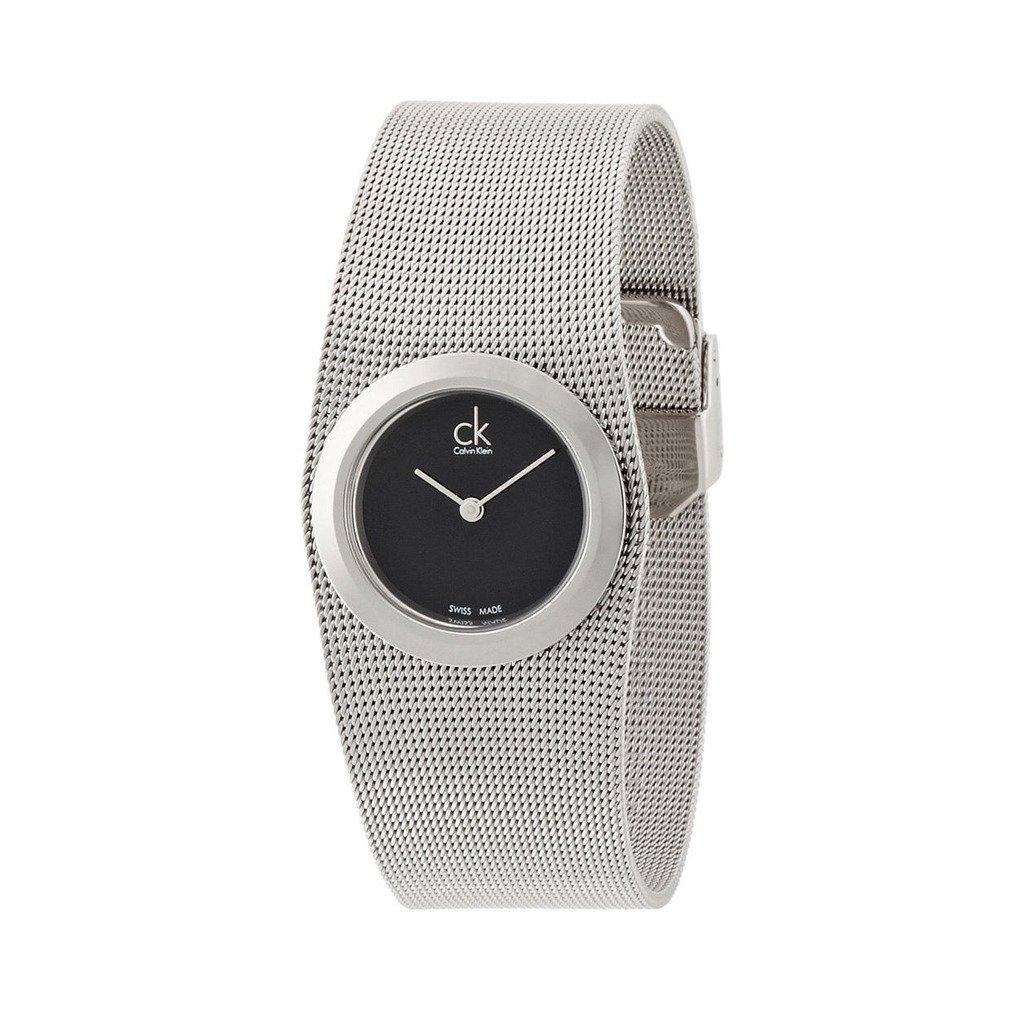 Calvin Klein Women's Watch Grey K3T231 - grey NOSIZE