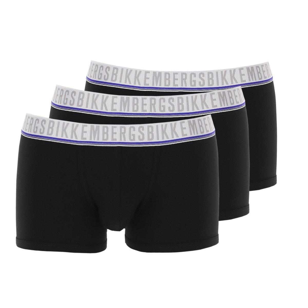Bikkembergs Men's Underwear Boxer Various Colours VBKT04286 - black S