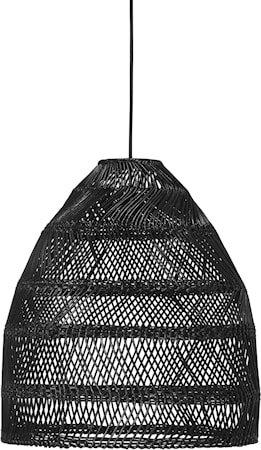 Maja Outdoor Wicker Black 53 cm