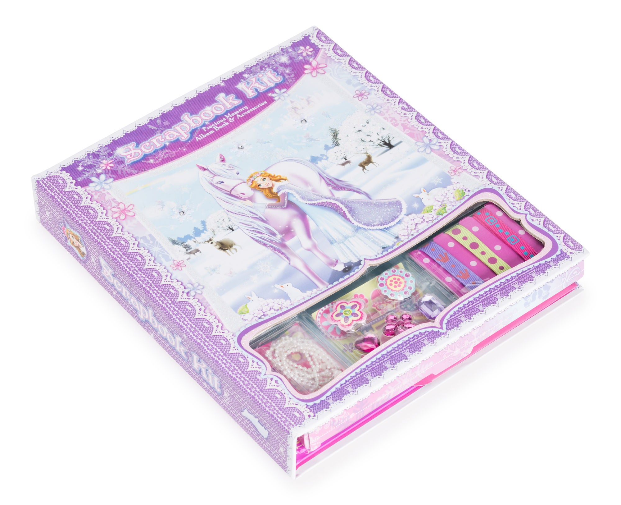 Cloudberry Castle Scrapbook Lumiprinsessa