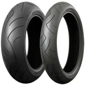 Bridgestone BT01 F ( 120/70 ZR17 TL (58W) M/C, etupyörä )