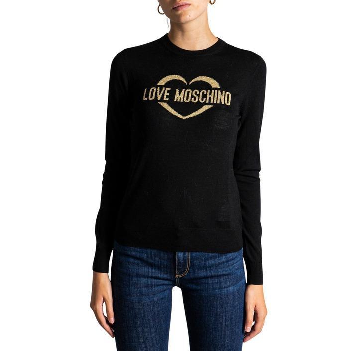 Love Moschino Women's Knitwear Black 321307 - black 40
