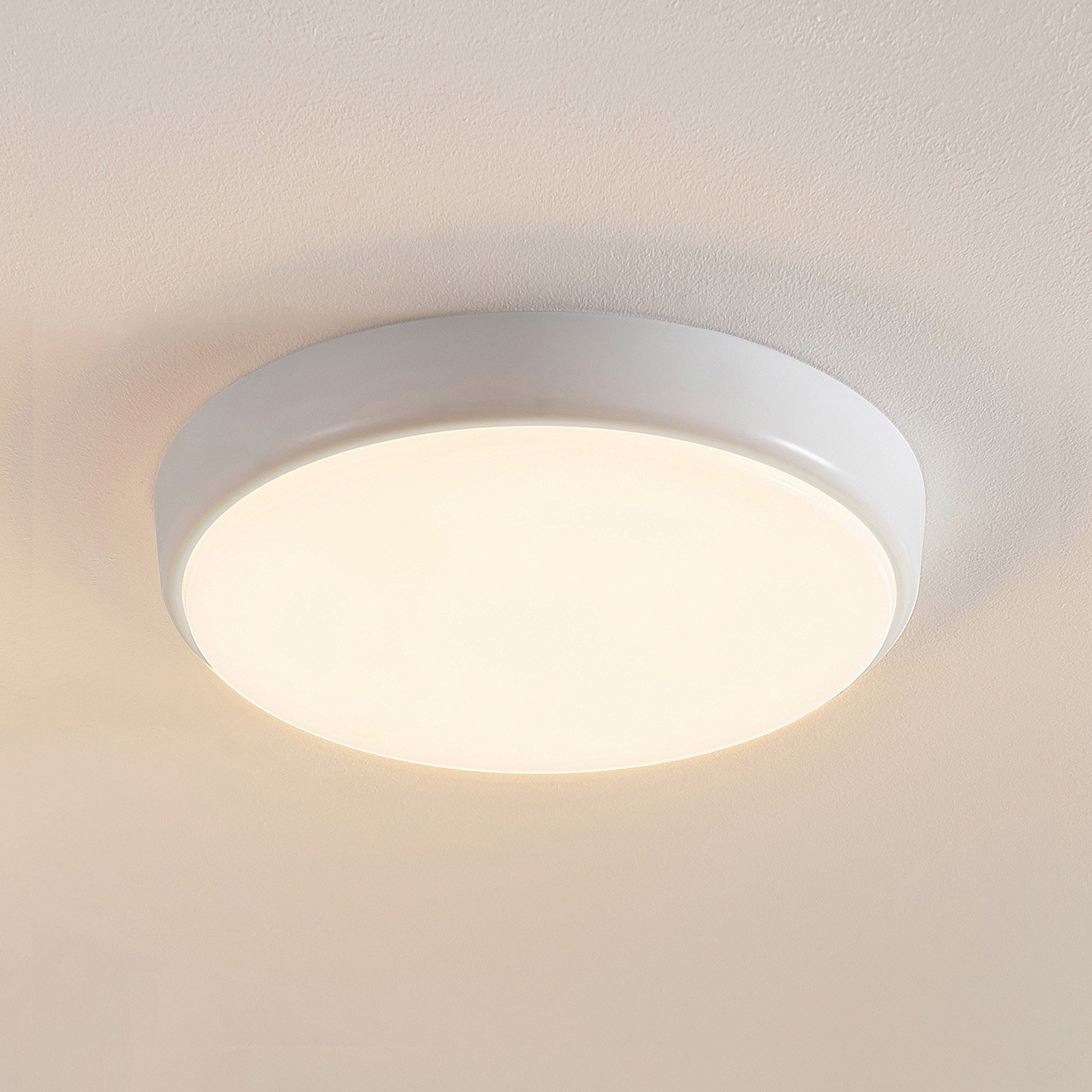 Arcchio Finn LED-taklampe, kontrollerbar, Ø 30 cm