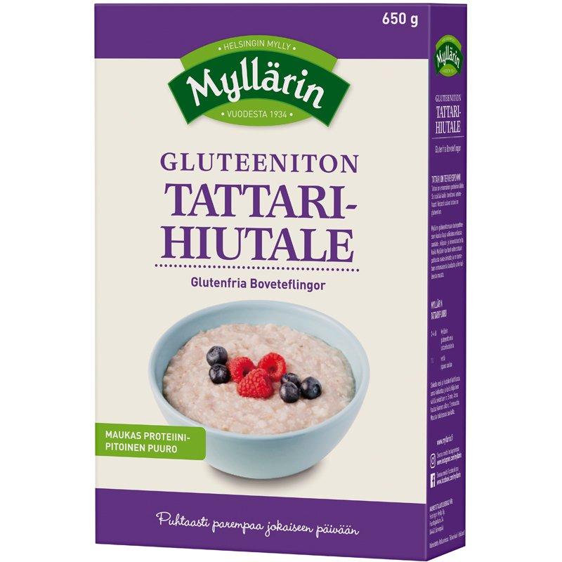 Tattarihiutale Gluteeniton - 25% alennus